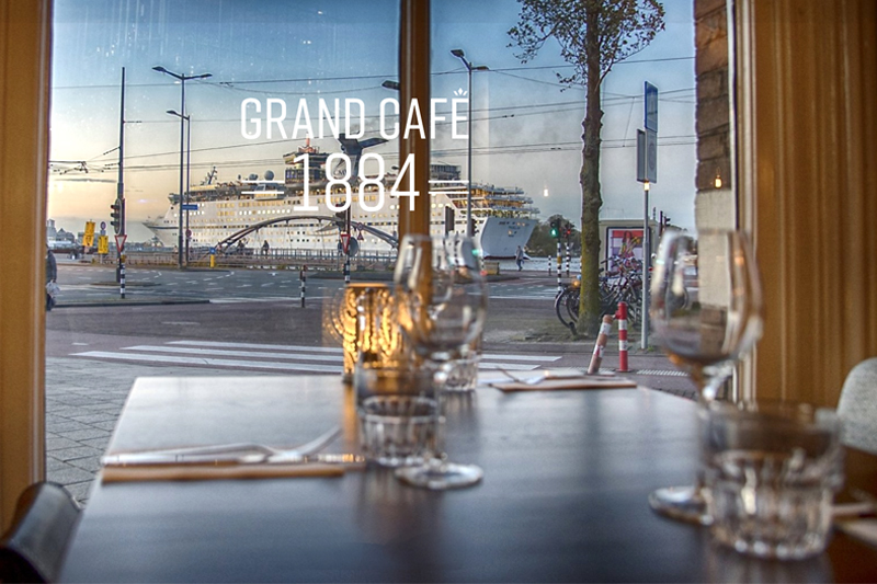 Grand Cafe 1884 Techno Horeca