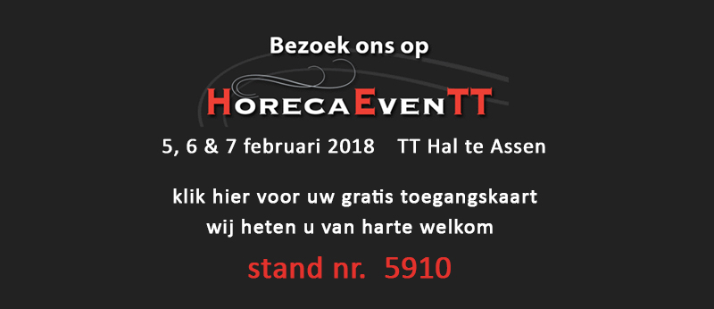Techno Horeca Horeca Eventt 2018