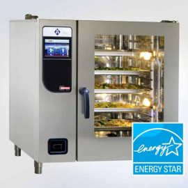 Energy star voor MKN Steamers!